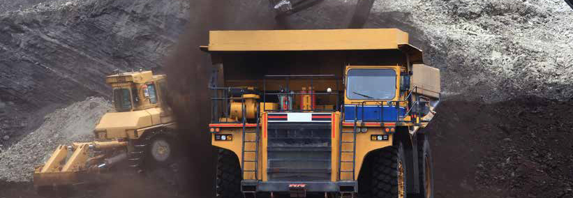 Mining Solutions by Haltec